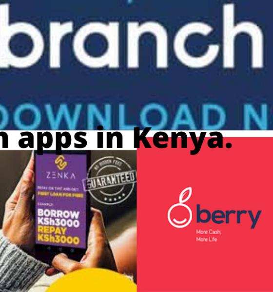 Top 10 Loan Apps in Kenya