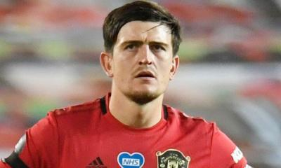 Harry Maguire net worth