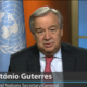 Antonio Guterres net worth