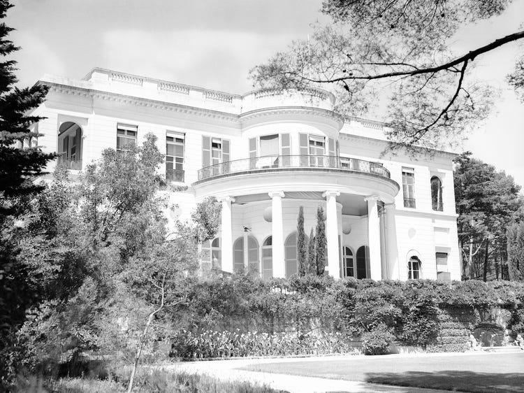 Roman Abramovich House