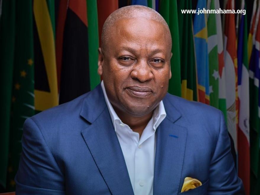 John Mahama Net Worth