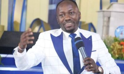 Apostle Johnson Suleman Net Worth