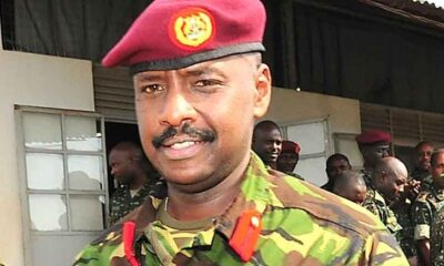Muhoozi Kainerugaba net worth