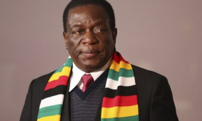 Emmerson Mnangagwa net worth