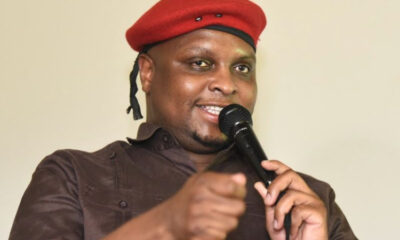Floyd Shivambu Net Worth