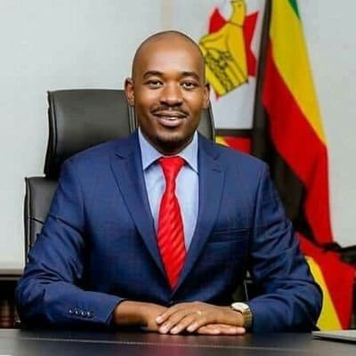 Nelson Chamisa Net Worth