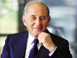 Othman Benjelloun is CEO of BMCE Bank of Africa, which has a presence in more than 20 African countries.