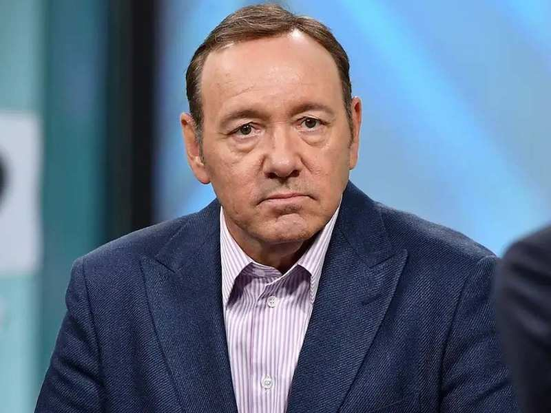 Kevin Spacey 2021
