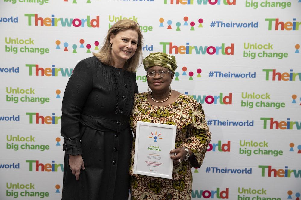 Ngozi Okonjo-Iweala net worth