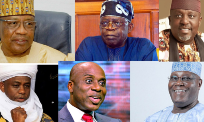Top 10 richest politicians in Nigeria