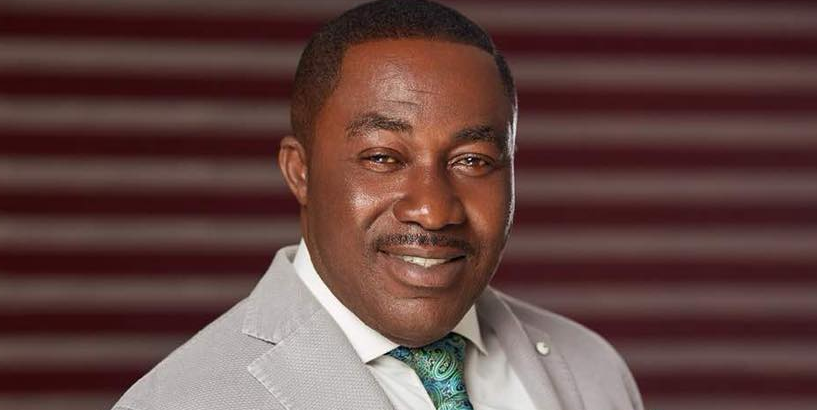 Osei Kwame Despite is one of the richest men in Ghana