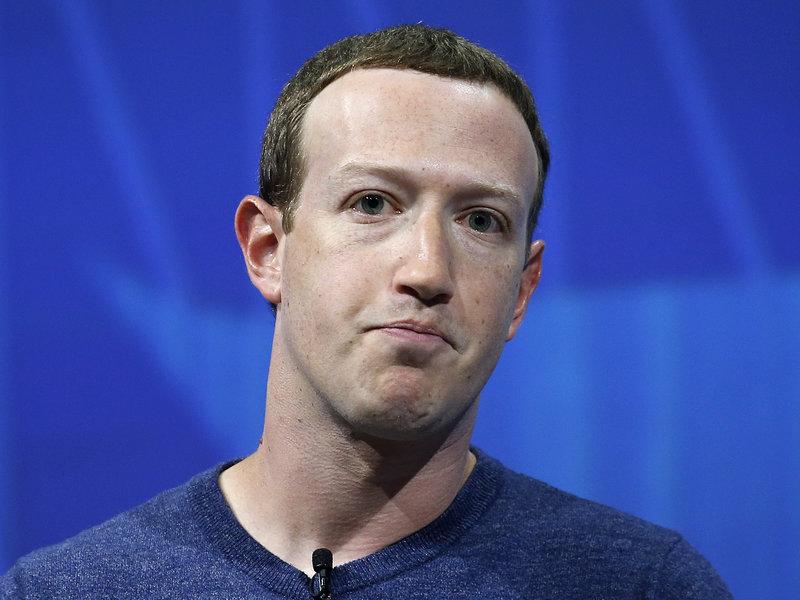 Facebook, Google, Twitter CEOs