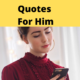 1000 love quotes for him