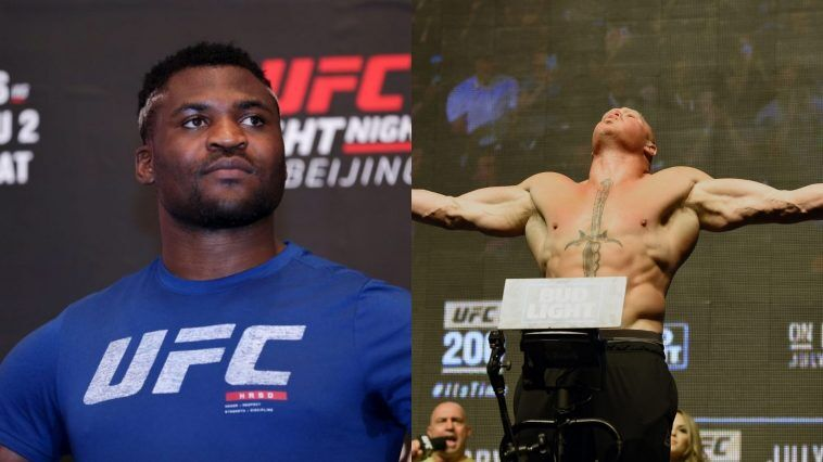 Francis Ngannou net worth