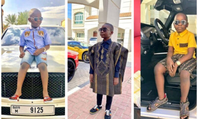 top 10 richest kids in Nigeria