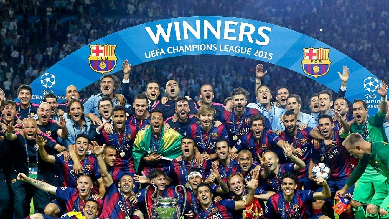 FC Barcelona net worth