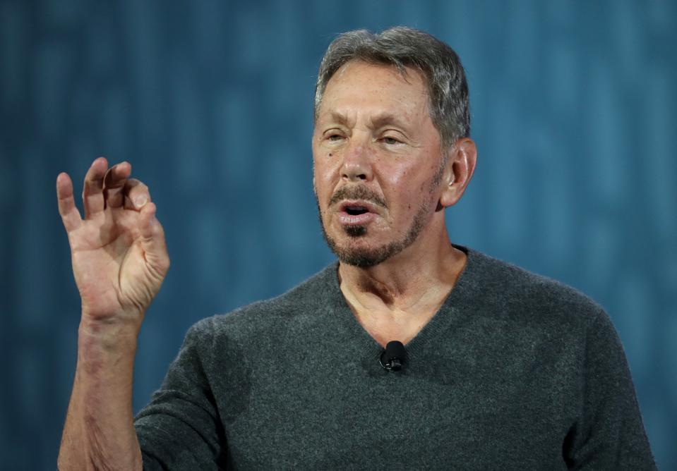 Larry Ellison biography