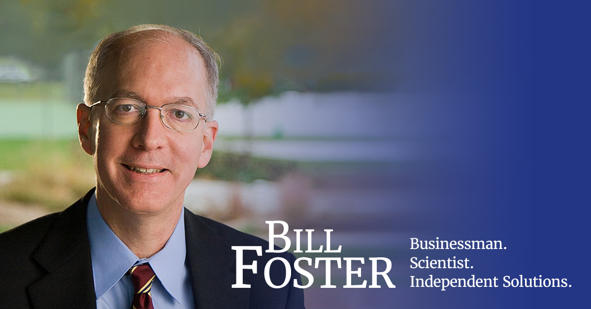 Bill Foster net worth