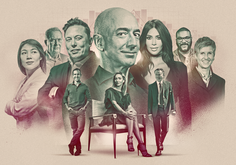 Richest People in the World 2021 Forbes