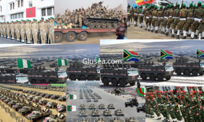 Top 20 Strongest Militaries in Africa
