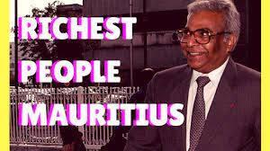 richest man in Mauritius