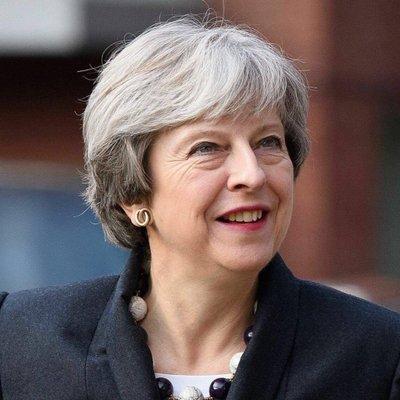 Theresa May net worth