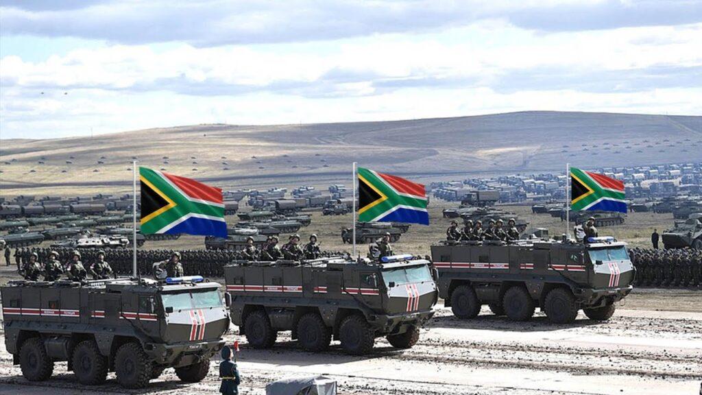 Top 10 Strongest Militaries in Africa