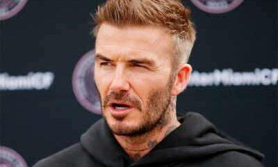 David Beckham net worth