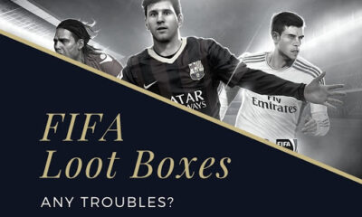 Teenager Got Into Troubles Opening FIFA Loot Boxes