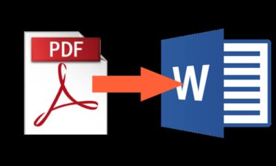 How to Convert from Pdf to Word