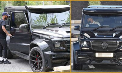 Raheem Sterling Cars and Houses
