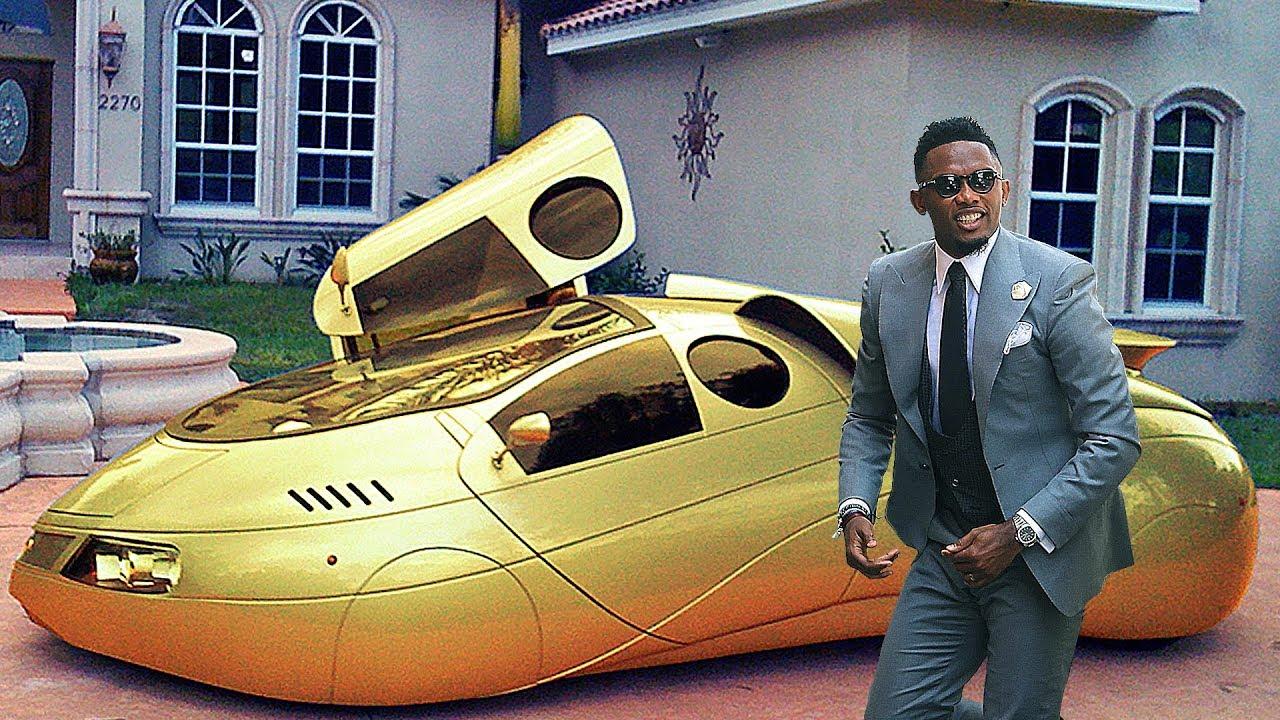 Samuel Eto'o cars and houses