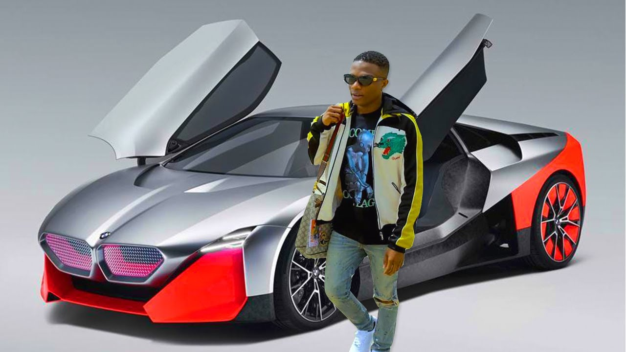 wizkid cars and houses