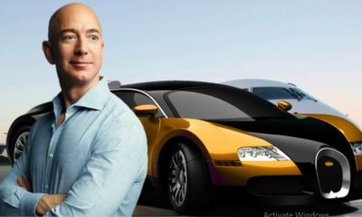 Jeff Bezos cars and houses