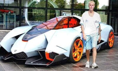 Justin Bieber cars and houses