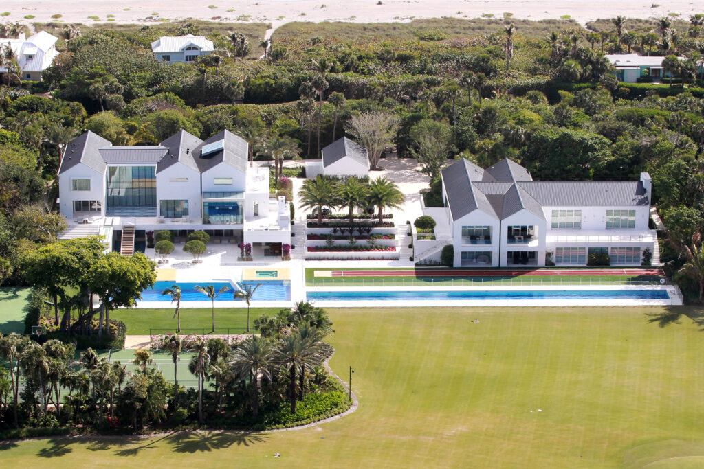 Tiger Woods Houses