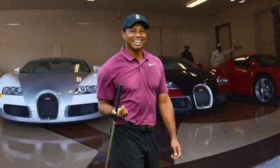 Tiger Woods cars and Houses