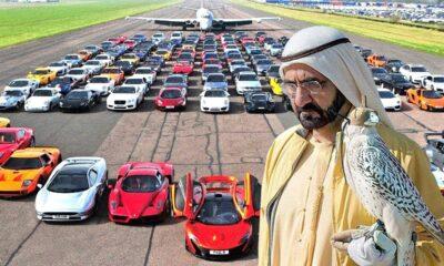Sheikh Mohammed bin Rashid al-Maktoum cars